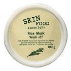 SKINFOOD [Skin Food] Rice Mask Wash Off 100g Free gifts