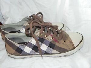 Burberry Sneaker Gr 40