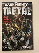 DARK NIGHTS METAL: DARK KNIGHTS RISING TPB DC Comics Batman who laughs TP