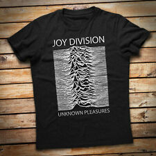 JOY DIVISION Unknown Pleasures T-Shirt Springfield Unisex Brand New