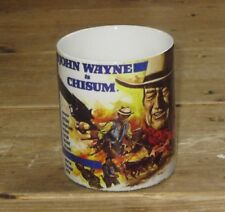 John Wayne is Chisum Advertising MUG