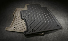 Genuine OEM 2012 Honda Civic 4DR TAN/BEIGE All Season Winter Floor Mats