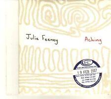 (DR720) Julie Feeney, Aching - 2007 DJ CD