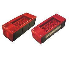 "Over 80"" LED Submersible Combination Boat Trailer Tail Lights (PAIR)"