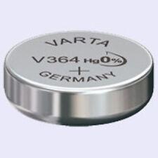Pila Batteria Varta V364 Bottone per Orologio SR 621 SW no duracell no renata