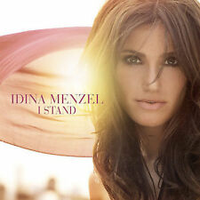 I Stand; Idina Menzel 2008 CD, Broadway Musical, Wicked, Rent, If/Then, Warner B