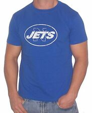 Newtown Jets Underrated Mens Tshirt Royal Blue