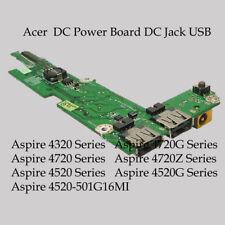 Acer Aspire 4520 4720 DC Power jack USB DA0Z03PB6E0 k72