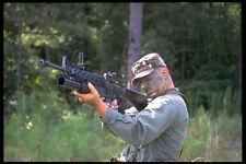414014 M 203 lance-grenades sur M 16 A2 fusil A4 papier photo