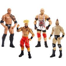 4x WWE Rock Enzo Amore Ryback Sheamus Wrestling Action Figure Kid Child Toys Set