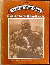 """World War One Collector's Handbook"" Vol. 1, 1977 1st Edition"