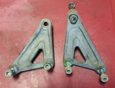 91 kx125 kawasaki rear shock suspension bracket mounts