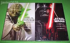 STAR WARS EPISODIOS I II III IV V VI EN DVD PACKS NUEVOS Y PRECINTADOS