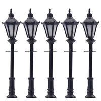 LNH04 Neu 5 Stk. Parklaternen LED 4cm 12-18V TT / N Leuchte Lampen