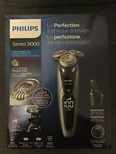 Philips Series 9000 S9711/32 Nass- und Trockenrasierer Reinigung Station NEU