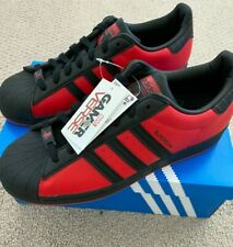 NEW - Playstation x Adidas Superstar Spider Man Miles Morales Size 9M In Hand