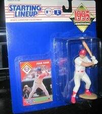 Starting Lineup John Kruk sports figure 1995 Kenner Phillies SLU MLB