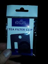 Finum Tea Filter Clip