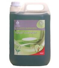 More details for selden h057 eco friendly toilet cleaner - 5 litre bottle