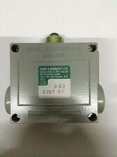 Craig & Derricott DE3 Classic DieCast Limit Switch Miniswitch 20A DP Snap Action