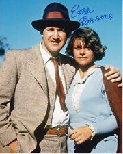 ESTELLE PARSONS signed autographed BONNIE & CLYDE w/ GENE HACKMAN photo