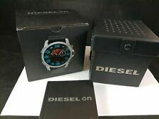Diesel ON Full Guard 2.5 Touchscreen Smartwatch Stainless Steel Black (DZT2008)
