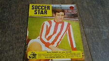Soccer Star Vol16 No.28   March 22 1968      George Kinnell,  Sunderland