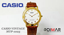 Vintage Casio Collection Classico MTP-1025 QW.1398 Japan Ø.34mm