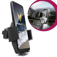 360° Auto KFZ Lüftung Handy Halterung Halter für Samsung Galaxy A3 A5 A6 A8