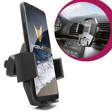 360° Auto KFZ Lüftung Handy Halterung Halter Gitter für Samsung Galaxy A3 A5 A6