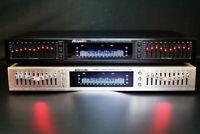 Hifi EQ665 Equalizer EQ Balanced Mixer Double 10 Segment Stereo Tone Preamp