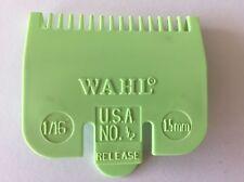 WAHL CLIPPER ATTACHMENT COMB SIZE 0.5 (1/2- Half) 1.5mm