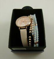 watch eifel tower bracelets set goldtone trendy Eiffel