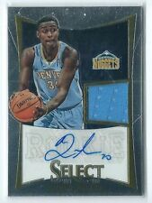 2013-14 Select Quincy Miller JERSEY RELIC AUTO AUTOGRAPH RC #300 16/399 NUGGETS