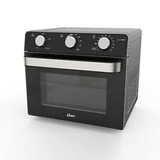 Oster Oven with Air Fryer Stainless Steel Black Model TSSTTVMAF1 FREE SHIPPING