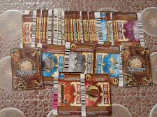 BE HERO - BE YOUR LEGEND - CARDS - CARTE - GIOCO - pz. 69 - VIDEOGAME - BEHERO