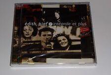 EDITH PIAF - INTEGRALE ET PLUS / VOLUME 7 (CD) NEUF SOUS BLISTER (RARE)