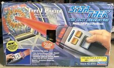 Vintage 1994 Star Trek Tng Type 1 Phaser Defense Weapon Toy Collector's Edition