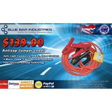 MA254AZ Matson 25mm 2.4m A/Z JUMPER LEAD  Postage Available
