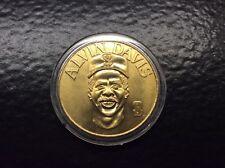 1990 MLB Seattle Mariners Alvin Davis Commemorative Baseball Coin!