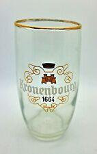 Verre à bière Kronenbourg 1664 0,25 cl