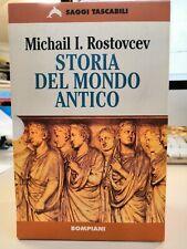 Michail I. Rostovcev - STORIA DEL MONDO ANTICO due vol in cofanetto RARO 1999