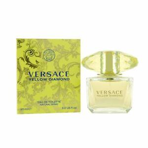 Versace Yellow Diamonds EDT 90ml Women Spray