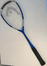 Head Liquid Metal LiquidMetal 120 Blue Squash Racket/Racquet and Bag
