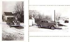 1938 Plymouth Two Door Road King Coach Six Sedan Car Photo Photograph
