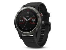 """Smartwatch Garmin Fenix 5 1 2"""" GPS Waterproof 10atm GLONASS Nero da Spagna"""