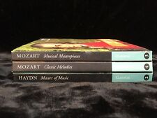Classic Composers CD & Biography CLASSICAL 2 Mozart & Haydn