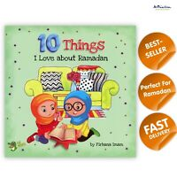 10 Things I Love About Ramadan (Ali-Gator)  Islamic Story Book for Kids Ramadan
