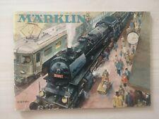 Catalogue Marklin 1953 D53 Complet en FRANCAIS