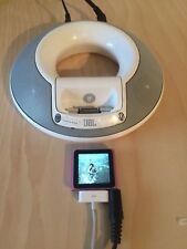 Apple iPod nano 6 pink (16GB) - mit JBL On Stage Ring - mit sehr guter Playliste